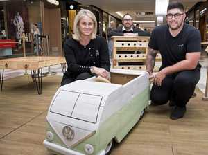 Toowoomba Orthodontists Pop Up Pallets