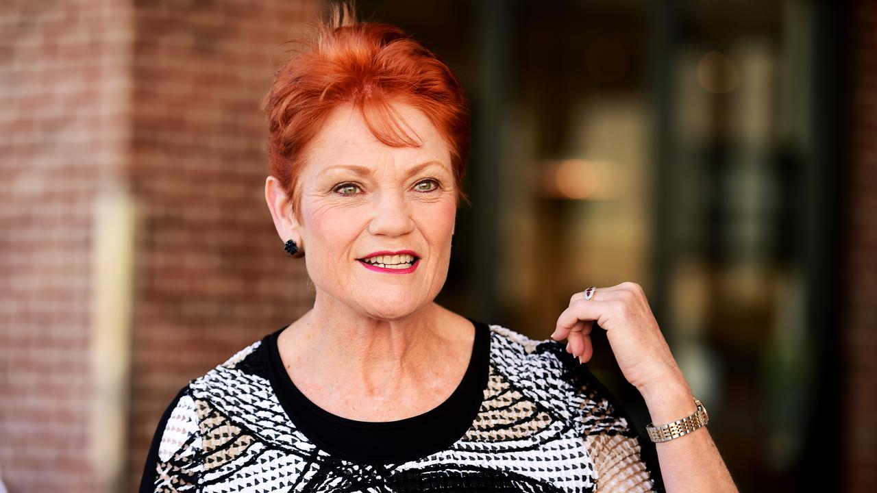 Pauline Hanson has written a letter to the editor explaining why she loves Australia. Picture: Alix Sweeney