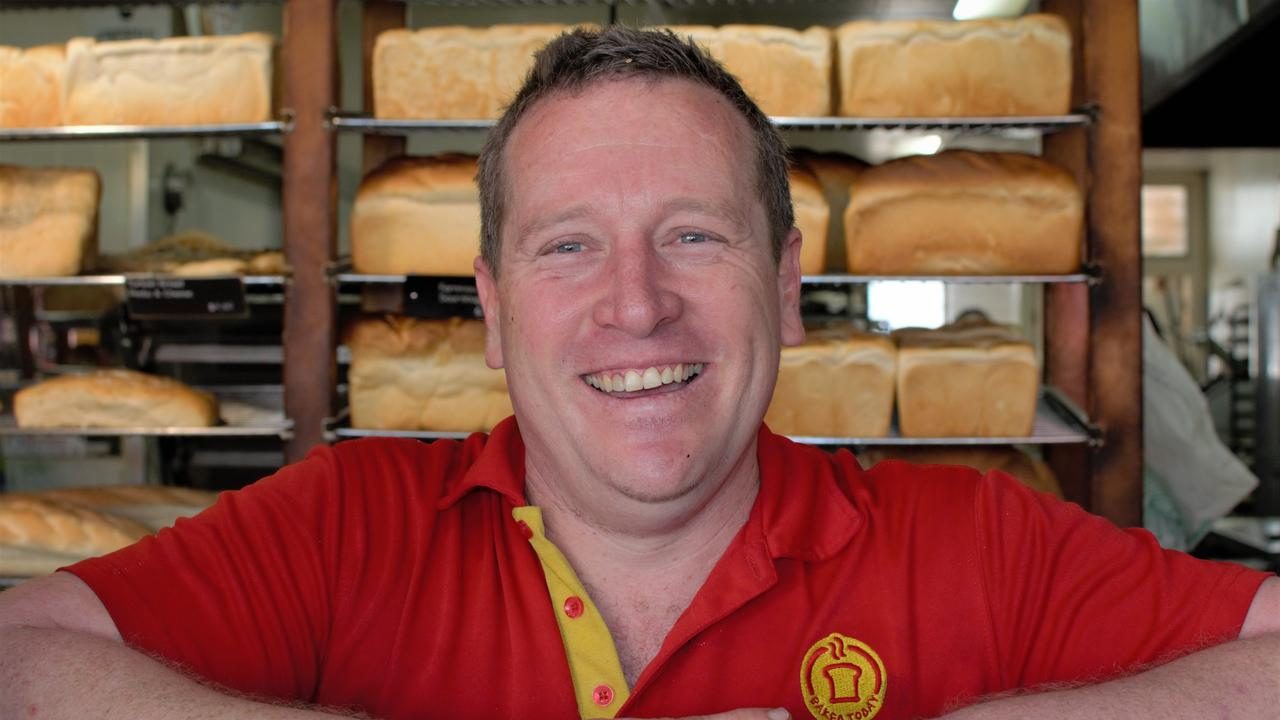 KEEPING BUSY: Mark Murphy has run Brumby's Dalby for over 13 years and also owns Michel's Patisserie.