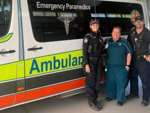 Cops head to ambulance station for 'critical' education