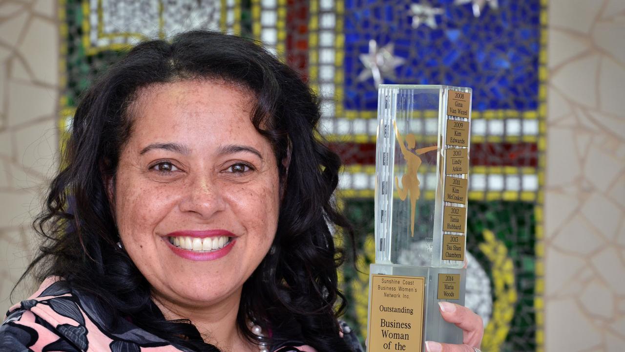 Sunshine Coast Grammar School principal Maria Woods. Picture: Patrick Woods