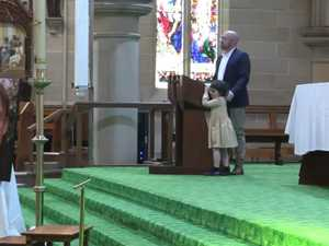 Mourners gather to remember slain nurse