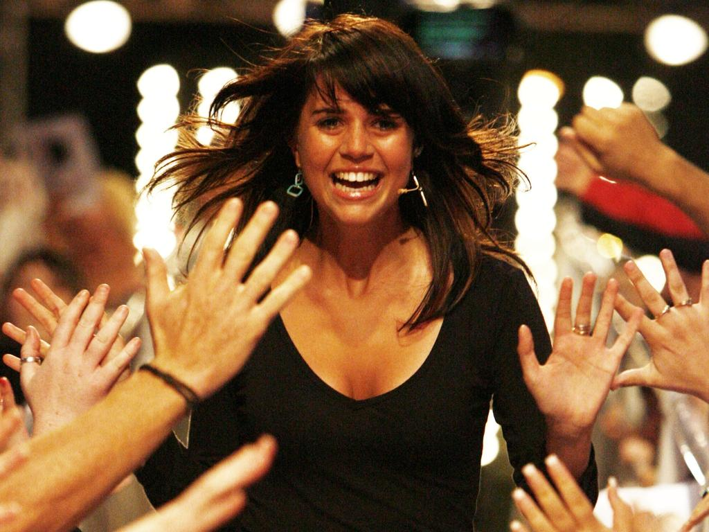 Ms Clare appeared on Big Brother in 2007.