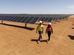 JOBS BOOM: Solar farm to employ 300+ workers