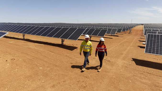 JOBS BOOM: Solar farm to employ 300+ CQ workers