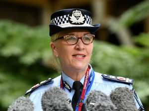 Top cop rises to the COVID challenge