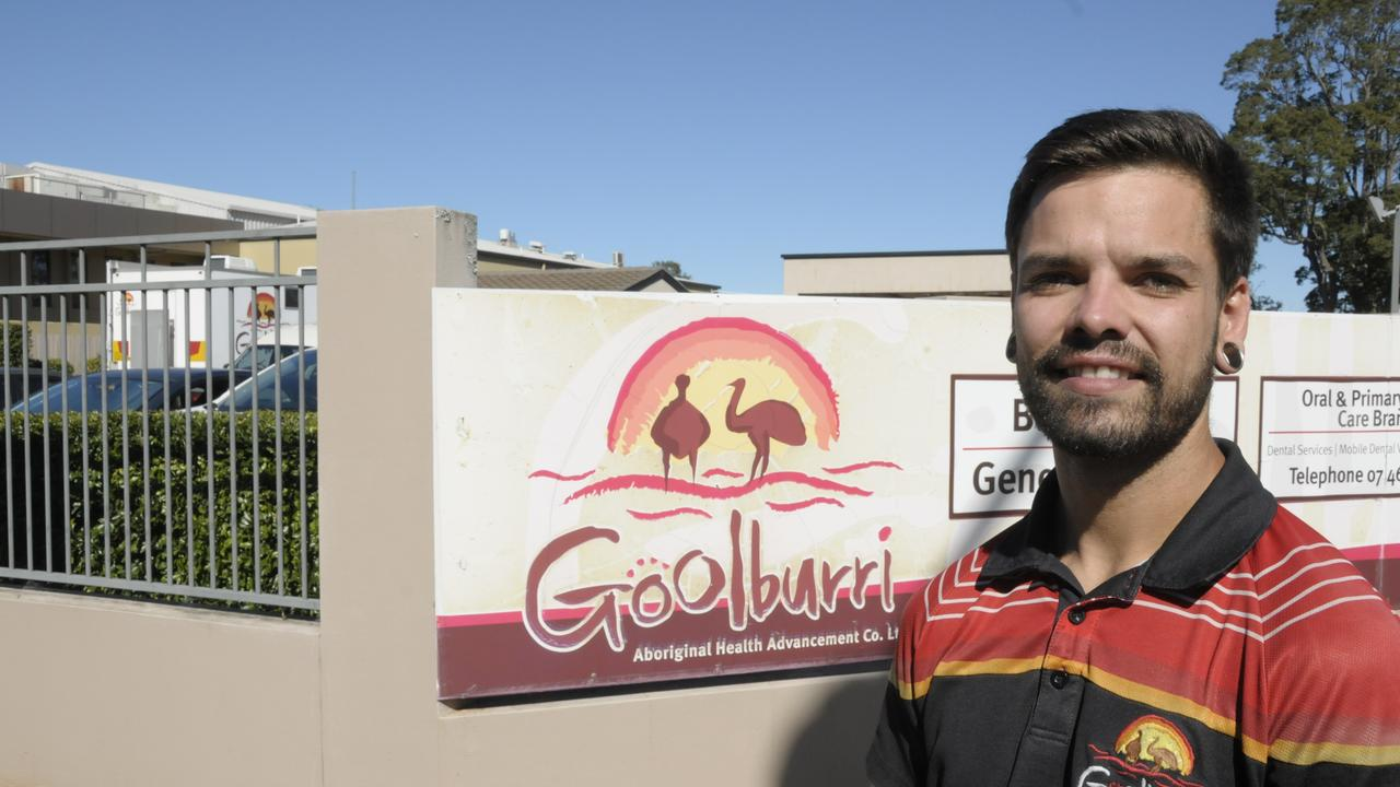 Goolburri Aboriginal Health Advancement Chief Operating Officer Trent Adams said connecting young offenders to their culture and country reduced the rate of offending.