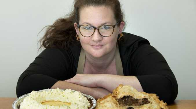TAKE A LOOK: Popular gourmet pie business sets up shop