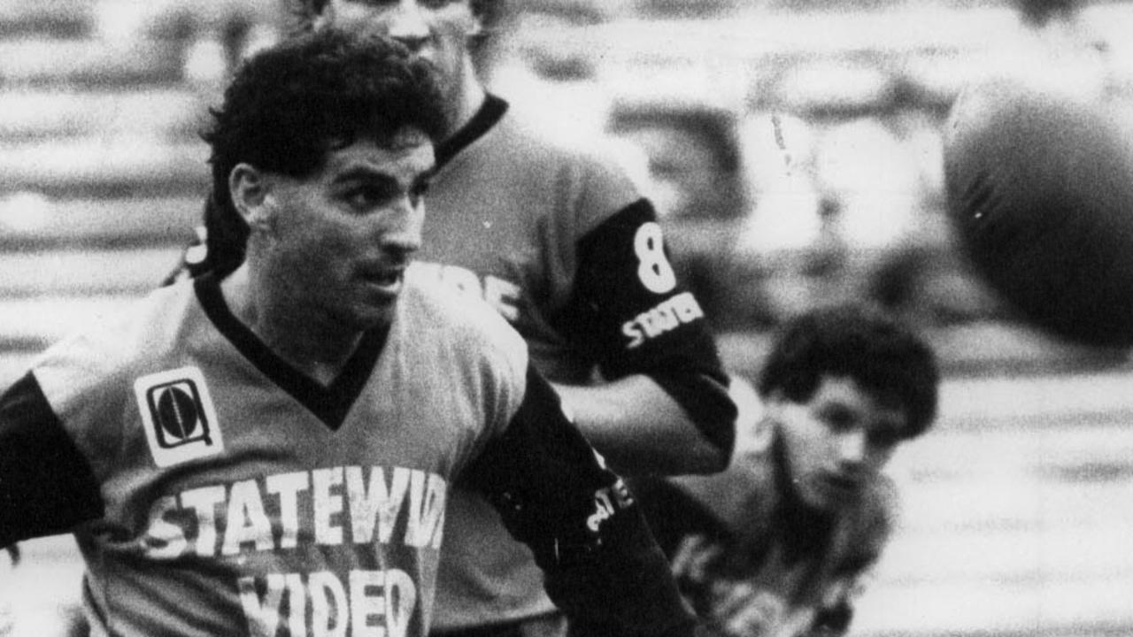 Former Ipswich footballer Ray Kelly