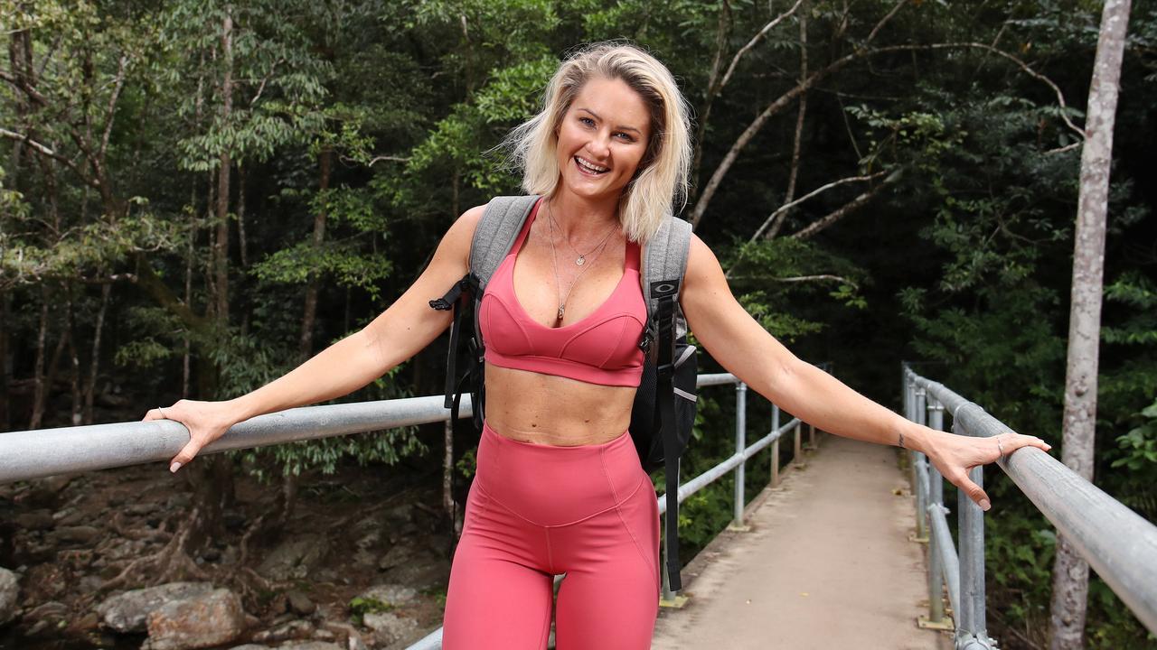 Super fit influencer mum Belinda Norton has shared her top four wellness tips.
