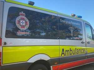 Man injured, traffic delayed after motorway smash