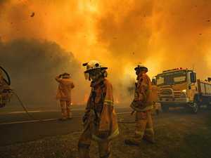 Hundreds of fireys 'desperately needed' now