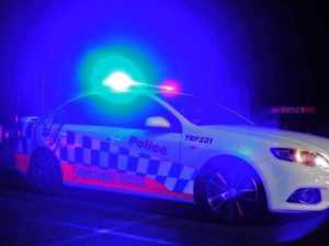BUSTED: Drunk teen risks driving on main road