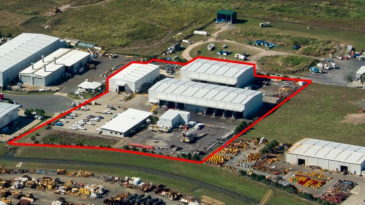 Sandvik has secured a 10-year lease for the complex at 37-39 Interlink Court, Paget. Picture: supplied