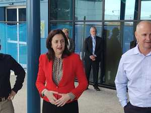 ROLLING COVERAGE: Premier visits Gladstone Hospital