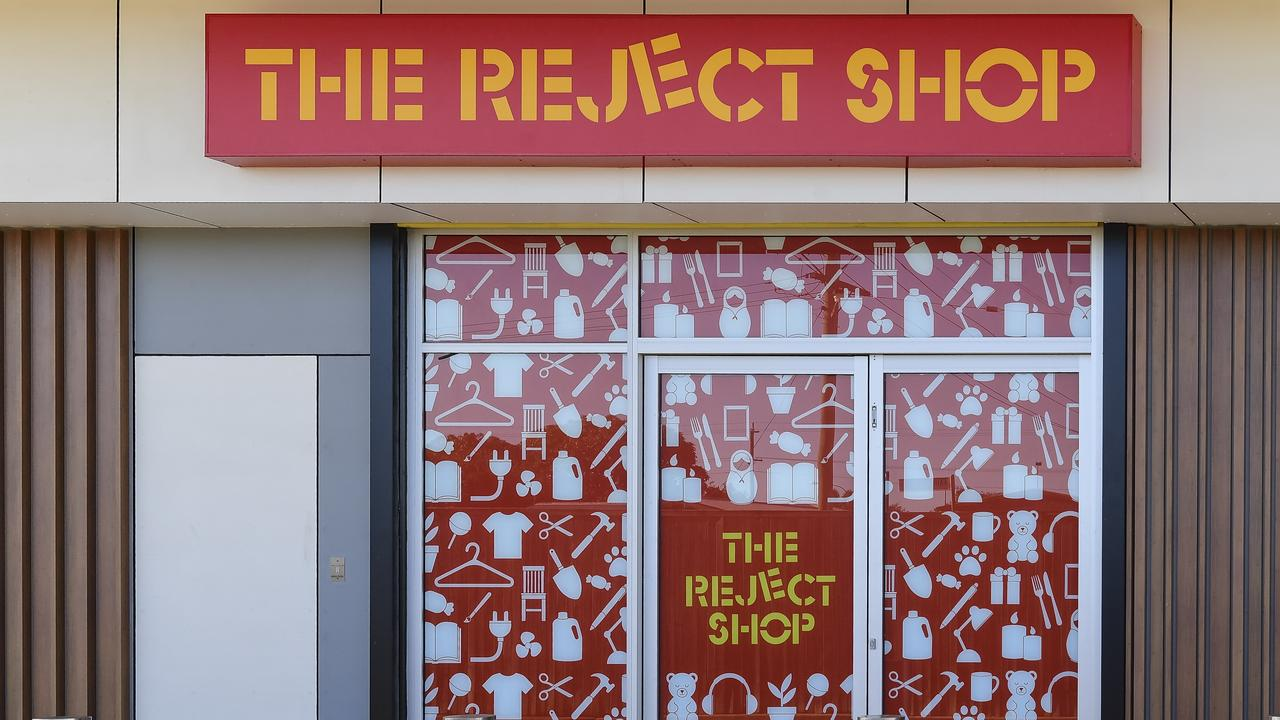 The Reject Shop is booming while other retailers are struggling.