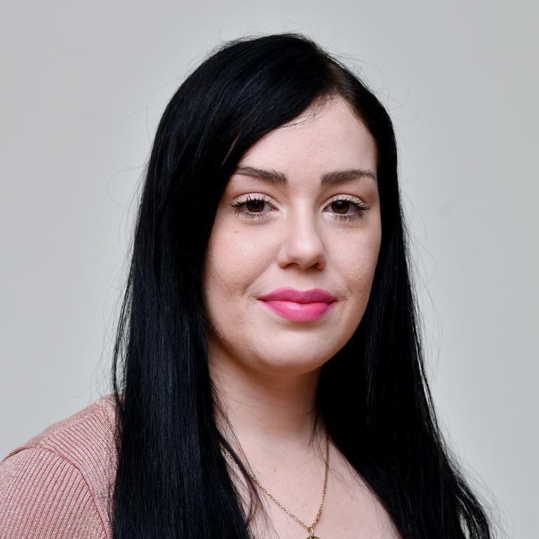 Daily Mercury journalist Melanie Whiting. Picture: Tony Martin
