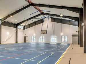 EXCLUSIVE: Sneak peek inside revamped sports hall
