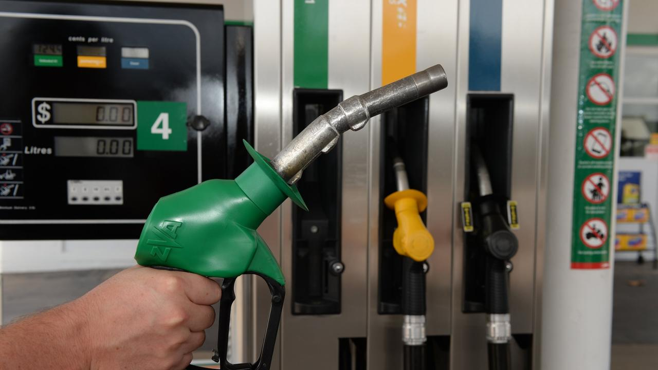 Gympie saw a huge jump in fuel prices last month.