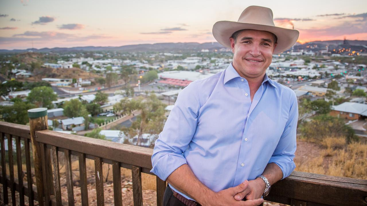 Katter's Australian Party state leader Robbie Katter is aiming to improve his party's capacity to bargain by securing the balance of power at the October 31 Queensland Election.