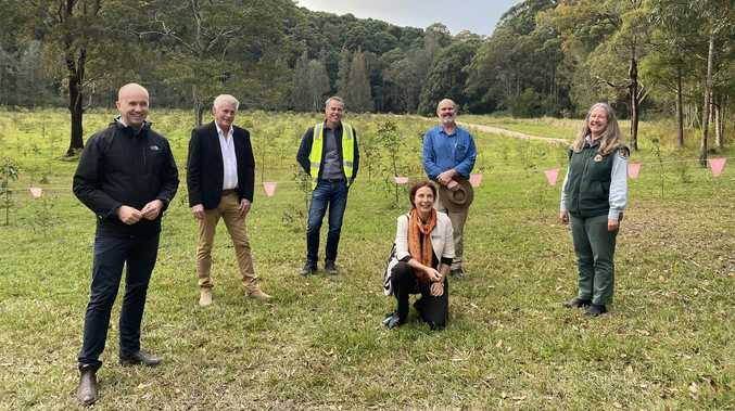 Why NSW Government has given 98ha of land away