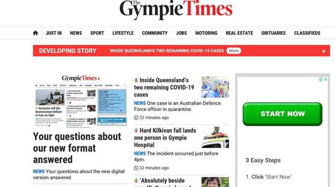 How to make the most of your Gympie Times subscription