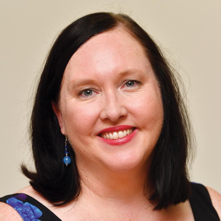 Daily Mercury Editor Rae Wilson. Picture: Tony Martin