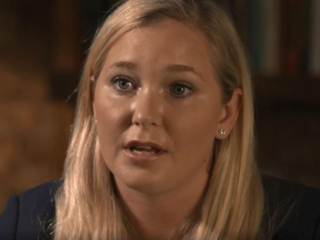 Virginia Roberts Giuffre. Picture: BBC