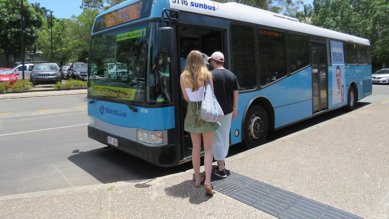 The free Noosa Holiday Bus services dates for the peak Christmas 2019 and Easter 2020 periods have been announced.