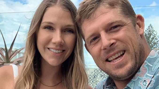 Mick Fanning's fiance makes 'desperate' plea