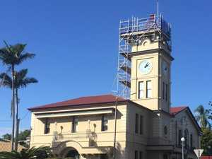 What's really going on at Gympie's Town Hall?