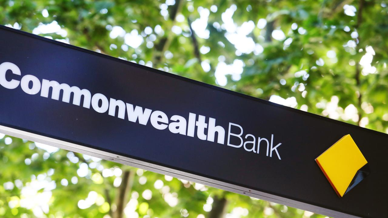 The Commonwealth Bank has cut the savings rate on its youth savings deposit account by 0.1 per cent. Picture: Hollie Adams/The Australian