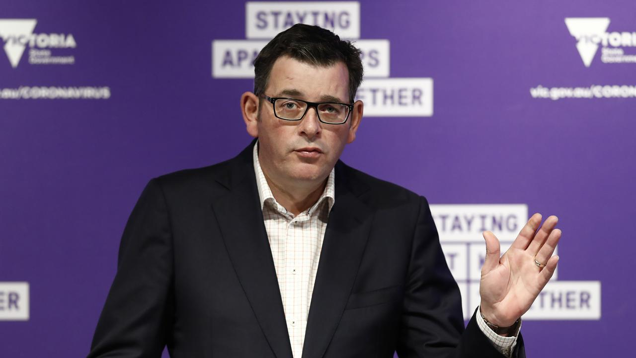 Victorian Labor Premier Daniel Andrews has rolled out stage three restrictions again after a second wave of COVID-19.