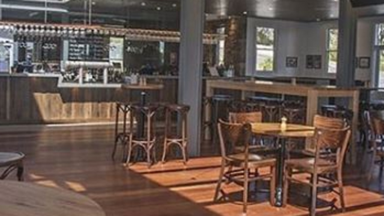 A pub closed for 10 weeks during lockdown has had to shut its doors again after a Melbourne visitor tested positive for COVID-19.