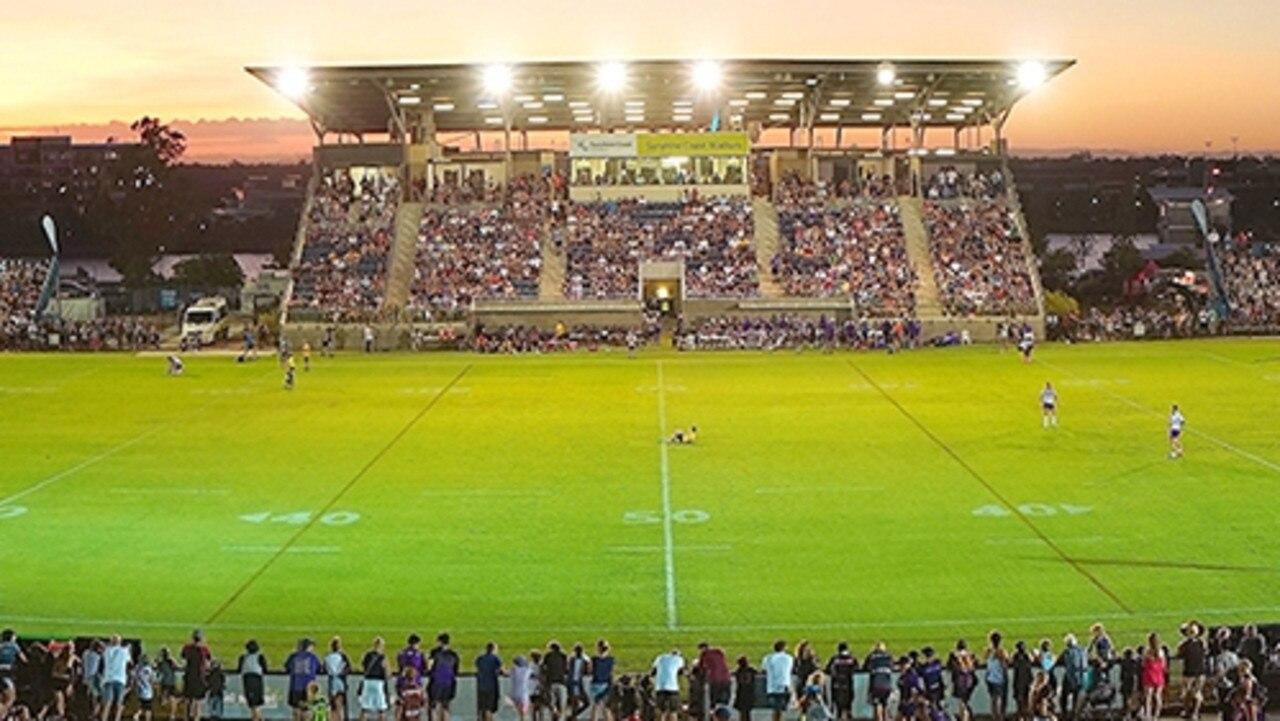 The Melbourne Storm is hopeful of hosting an NRL game at Sunshine Coast Stadium