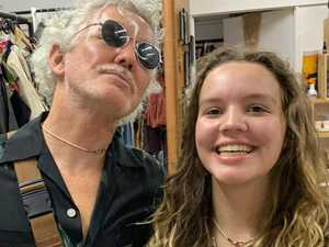 Hollywood star spotted shopping in Cairns