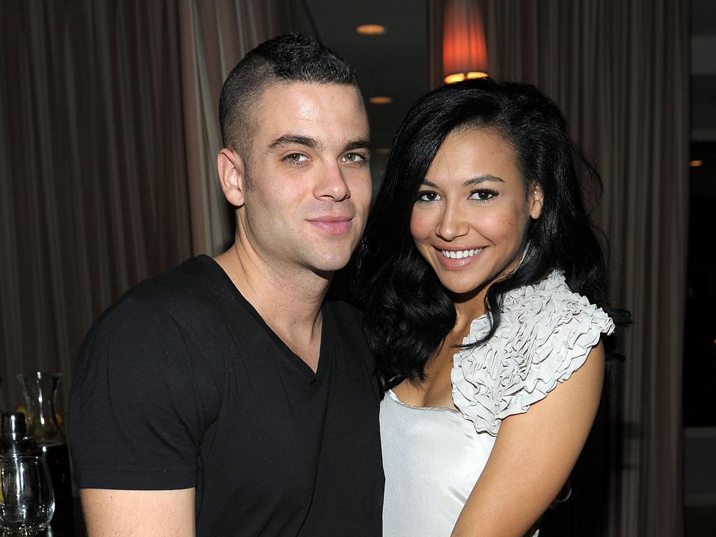 Rivera dated co-star Mark Salling who was arrested on porn charges. Picture: Michael Buckner/Getty Images
