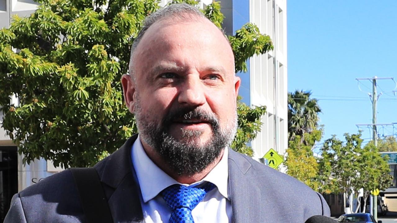 "Solicitor Campbell MacCallum told the Bulletin he ""faced things front on"". Photo: Scott Powick"