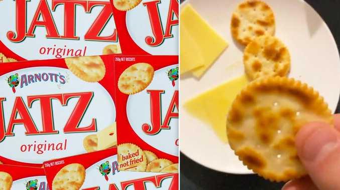 Arnott's shares 'secret' behind cracker hack