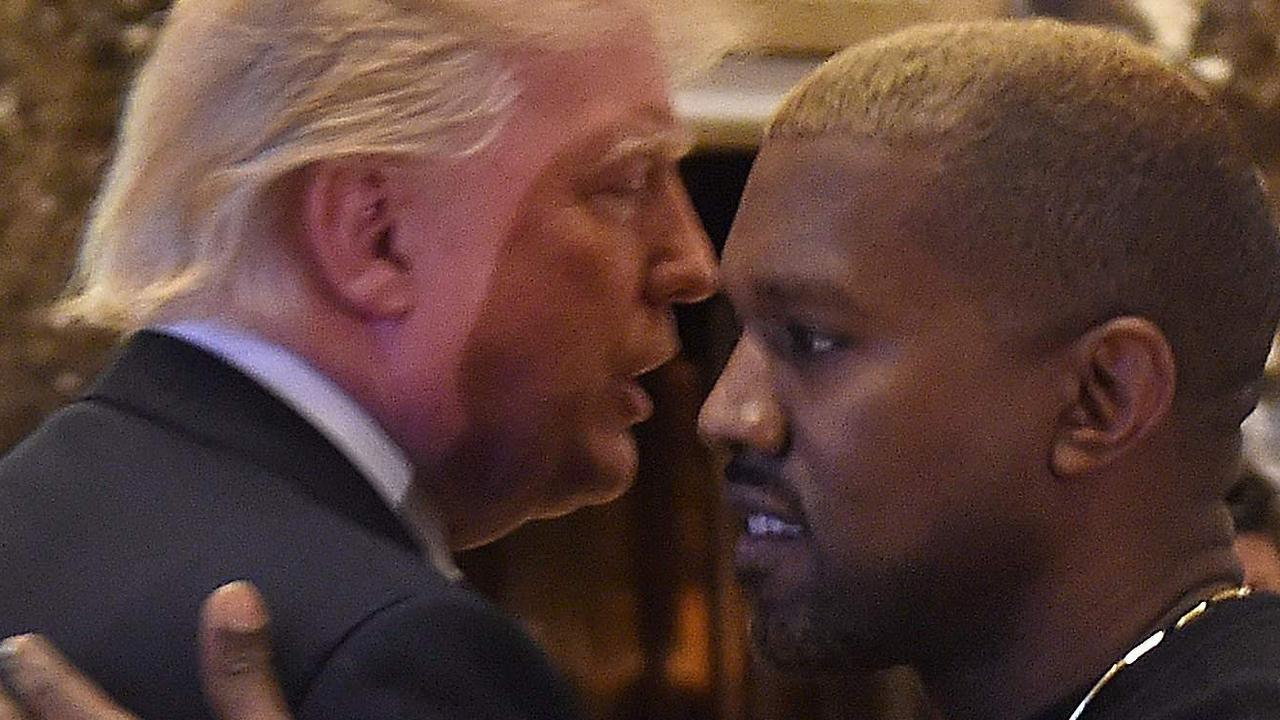 The close and unexpected bond between rapper Kanye West and President Donald Trump looks to be over after several bizarre years.