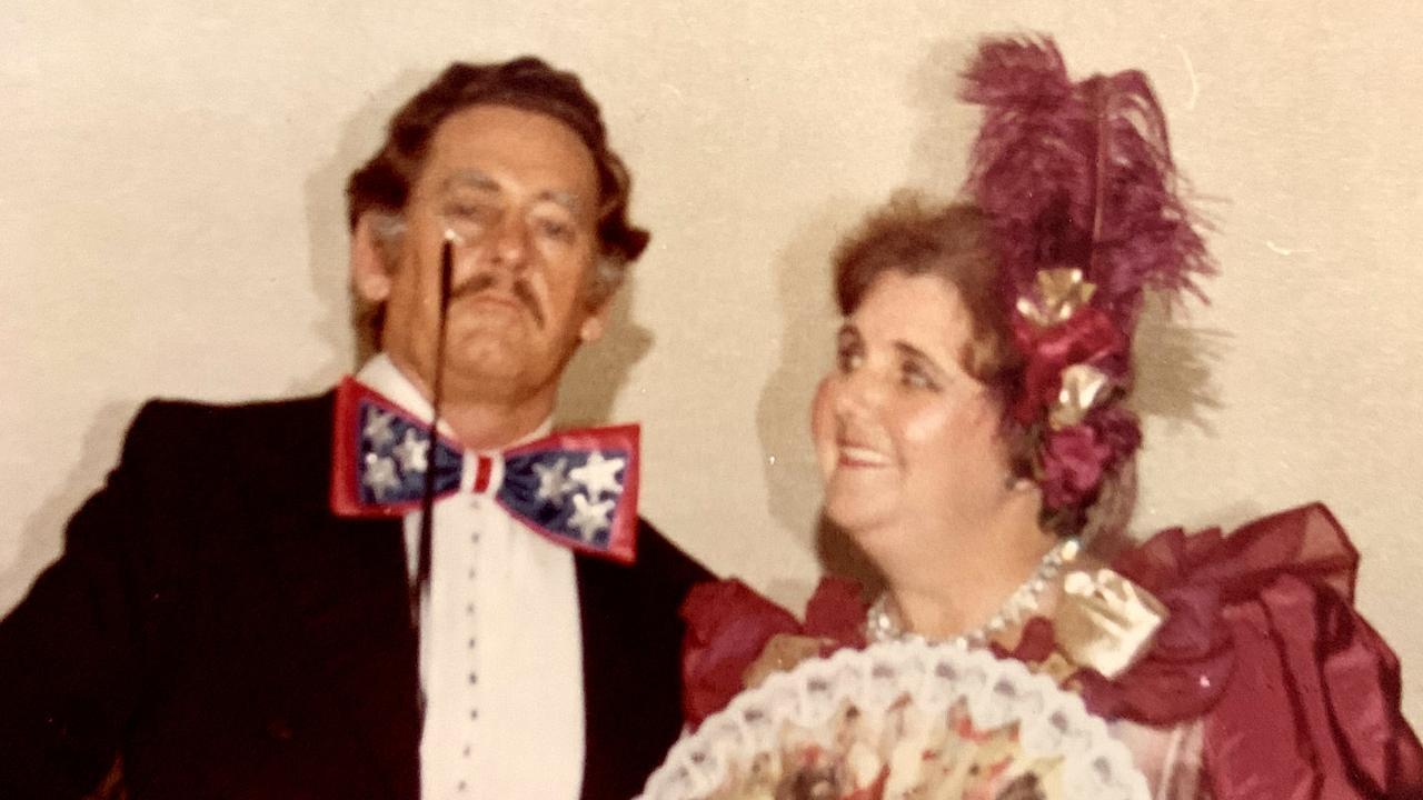 Bryan Phillips and Elaine Watson