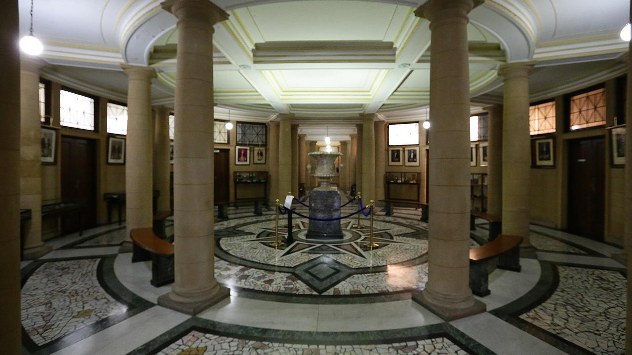 The Masonic Memorial Centre, 311 Ann St, Brisbane City. Picture: Supplied