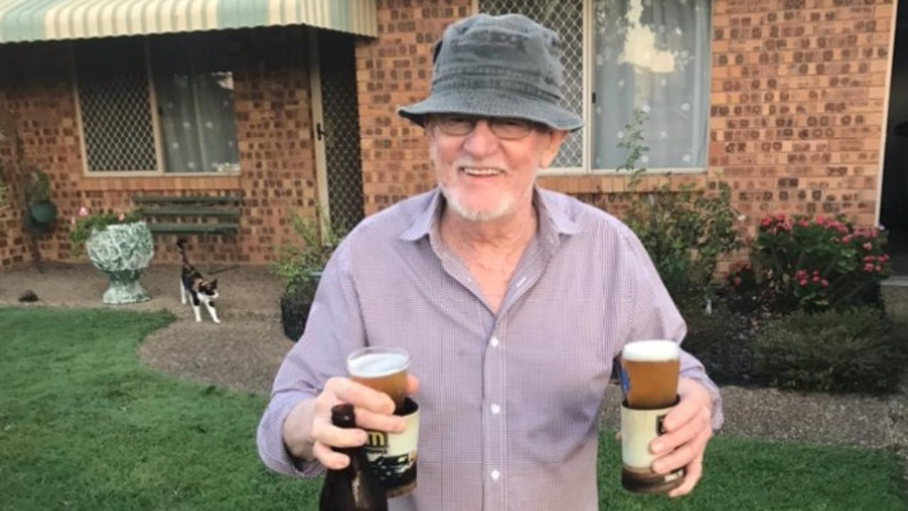 ONE OF A KIND: The Bundaberg community will celebrate the life of well-respected resident Gary Thompson today.
