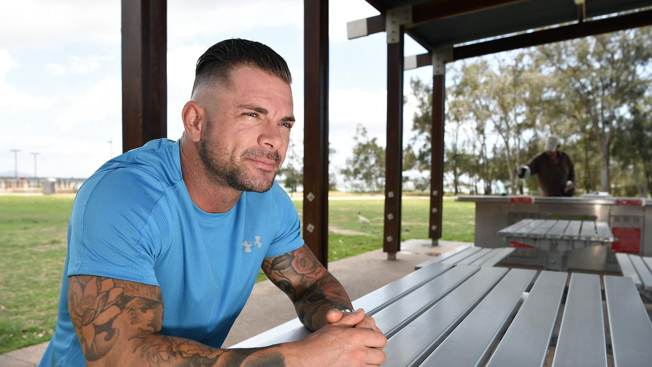 HELP: Coast personal trainer Matthew Phillips is helping the region's homeless. Picture: Patrick Woods.