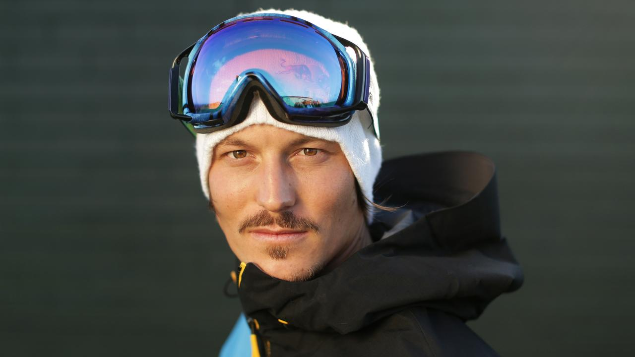 Snowboarder Alex 'Chumpy' Pullin died yesterday. Picture: Cameron Spencer/Getty Images