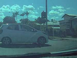 YOU DECIDE: How bad is this red-light runner?