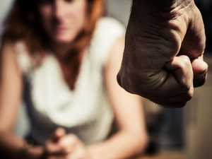 Man threatens to stab former partner in the neck with knife