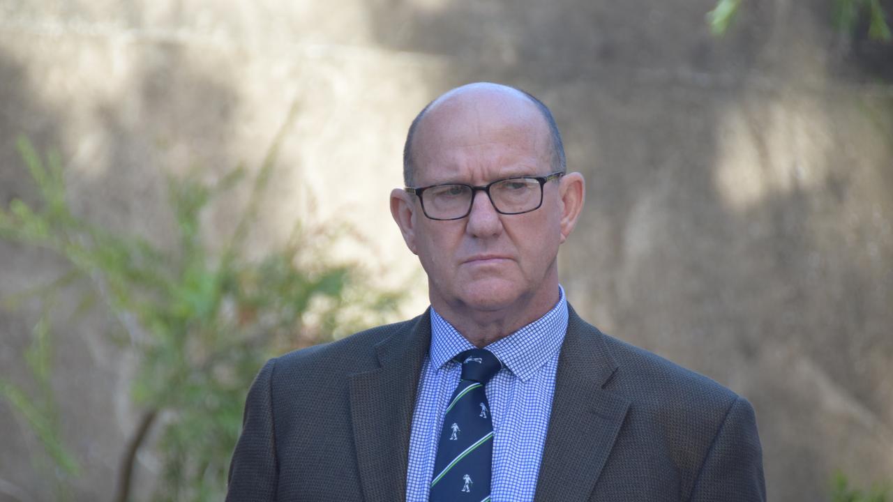 Beef Australia CEO Ian Mill.