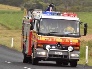 Crews called to fight house fire on Coast