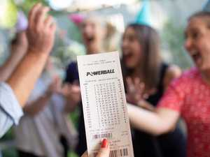 One winner of $80m Powerball